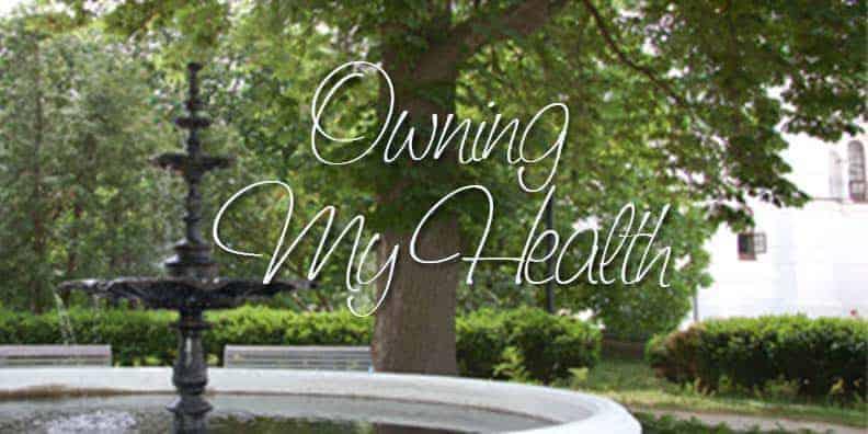 owning my health graceful abandon THM plexus T-Tapp