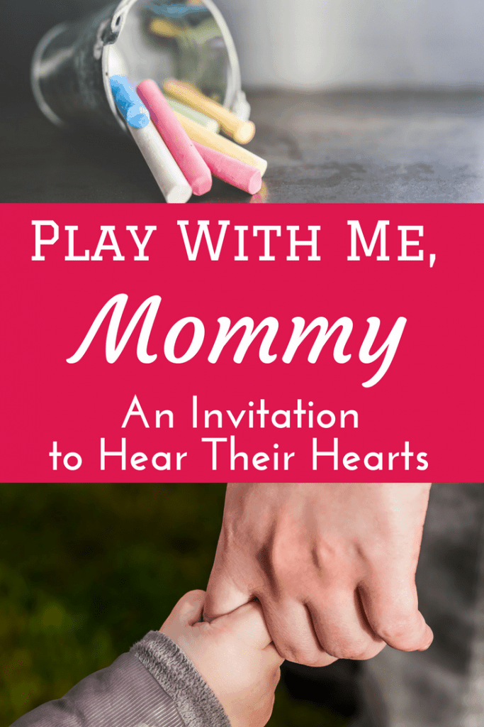 play with your children, have fun, motherhood, spend time with your kids, family discipleship