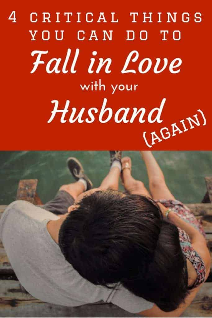 Fall in Love With Your Husband Again